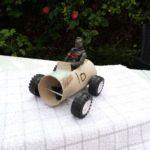 's Toilet Roll Car